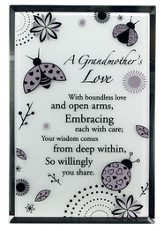 Grandmother Mirror Plaque