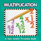 Multiplication Photographic Workbook - PDF Download [Download]