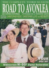 Rad to Avonlea: The Complete Third Season, 4-DVD Set