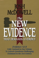 The New Evidence That Demands a Verdict (slightly imperfect)