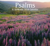 2014 Mini Wall Calendar, Psalms