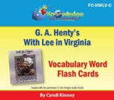 Henty's Historical Novel: With Lee in Virginia Vocabulary Flash Cards - PDF Download [Download]