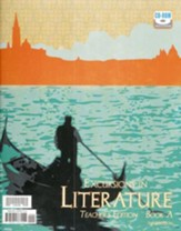 BJU Excursions in Literature Teacher's Guide, 3rd Edition  Grade 8