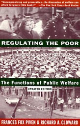 Regulating the Poor: The Functions of Public Welfare - eBook