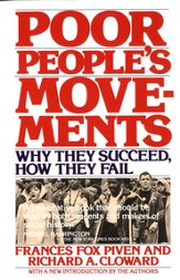 Poor People's Movements: Why They Succeed, How They Fail - eBook