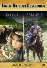 Walking Thunder/Long Road Home, Double Feature DVD