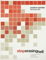Stop Erasing Hell: An Interactive Workbook for Individual or Small-Group Study - eBook