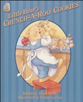 Little Bear's Crunch-A-Roo Cookies, Little Bear Series #5