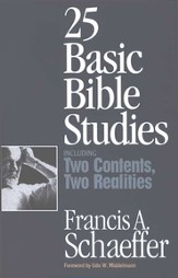 25 Basic Bible Studies (Including Two Contents, Two Realities) - eBook