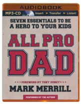 All Pro Dad - unabridged audiobook on CD