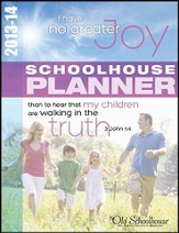 2013-14 Schoolhouse Planner [Download]