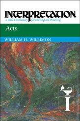 Acts: Interpretation - eBook
