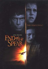 End of the Spear, DVD  - Slightly Imperfect
