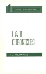 1 & 2 Chronicles: New Daily Study Bible [NDSB]