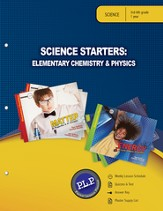 Science Starters: Elementary Chemistry & Physics Parent Lesson Plan - PDF Download [Download]