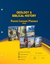 Geology & Biblical History Parent Lesson Plan - PDF Download [Download]