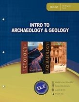 Intro to Archaeology & Geology Parent Lesson Plan - PDF Download [Download]