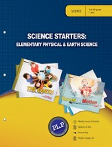 Science Starters: Elementary Physical & Earth Sciences Parent Lesson Plan - PDF Download [Download]