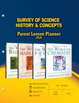 Survey of Science History & Concepts Parent Lesson Plan - PDF Download [Download]