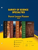 Survey of Science Specialties Parent Lesson Plan - PDF Download [Download]