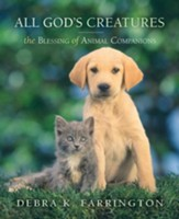 All God's Creatures: The Blessing of Animal Companions - eBook