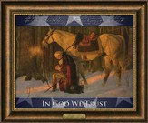 The Prayer at Valley Forge--Framed Art