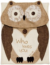 Who Loves You, Owl Tablet Holder