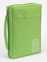Faith Bible Cover, Green