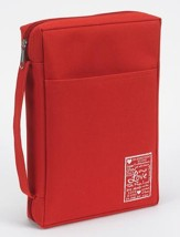 Love Bible Cover, Red