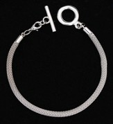 Mesh Chain Bracelet for Add-A-Charms