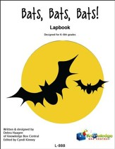 Bats, Bats, Bats! Lapbook - PDF Download [Download]