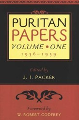 Puritan Papers:  Volumes 1-5, 1956-1969
