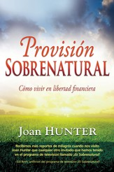 Provisión Sobrenatural, eLibro  (Supernatural Provision, eBook)