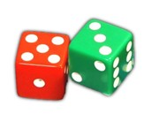 Pair of 6-Sided Dice