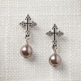 Faith Charm Earrings