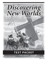 Discovering New Worlds Through Literature Test Packet - PDF Download [Download]