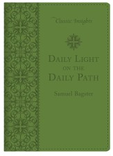 Daily Light on the Daily Path - eBook