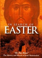 In Search of Easter, DVD