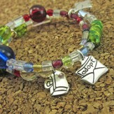 Adoption Story Beaded Bracelet