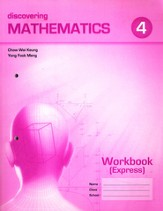 Discovering Mathematics Workbook 4