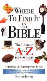 Where to Find It in the Bible, Abridged