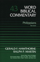 Philippians, Revised: Word Biblical Commentary [WBC]