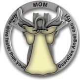 Mom Visor Clip, Glow-In-the- Dark