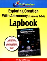 Exploring Creation with Astronomy Lessons 7-14 Lapbook
