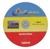 Ancient Rome Lapbook CDROM