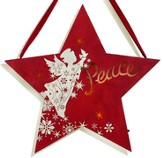 Peace Star Plaque