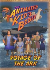 Animated Kid's Bible #2: Voyage of the Ark, DVD