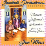 Thomas Jefferson's America on Audio CD