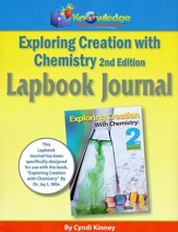 Apologia Exploring Creation With Chemistry 2nd Edition Lapbook Journal