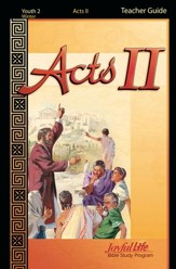 Acts II Youth 2 (Grades 10-12) Teacher Guide